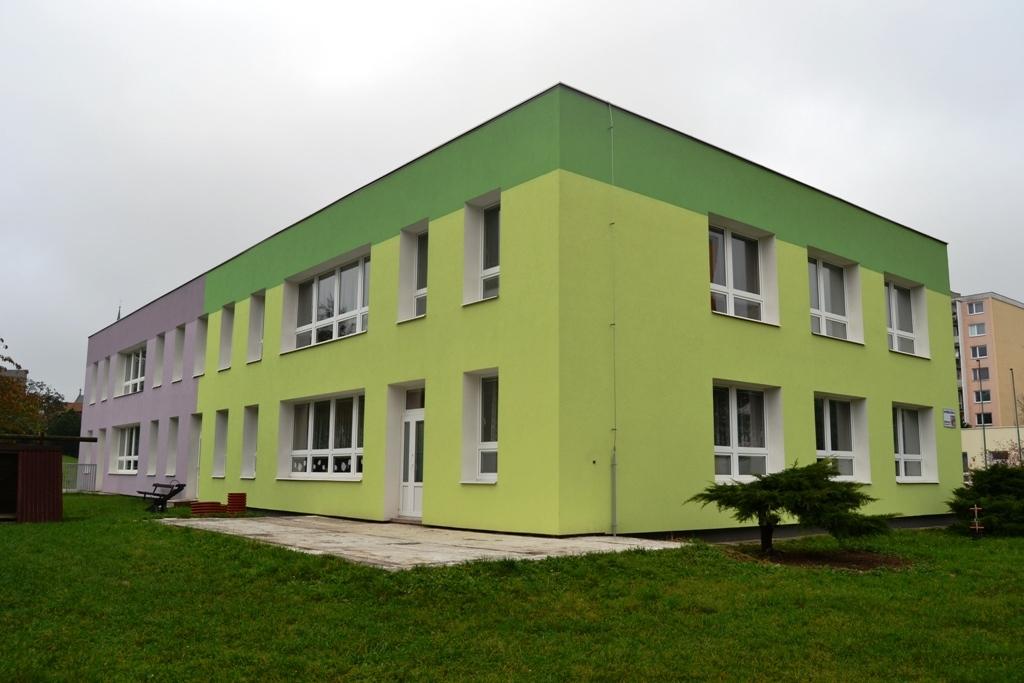 Snížení energetické náročnosti MŠ Na Zámečku 10 v Mohelnici