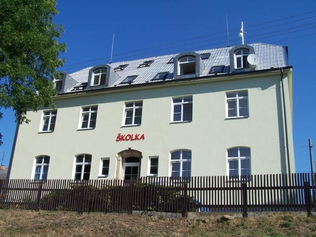Snížení energetické náročnosti budovy mateřské školy Maletín