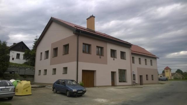 Zateplení Kulturního domu v Chotěnově